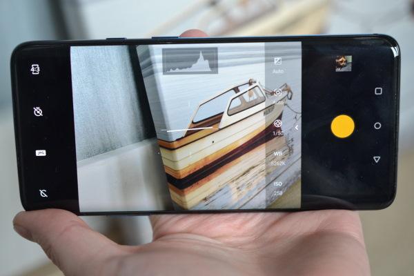 OnePlus 7T Pro camera