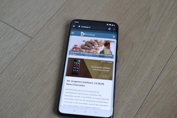 OnePlus 7T Pro communicatie en internetten