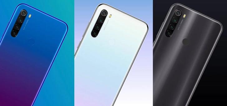 Xiaomi rolt MIUI 12 uit voor Redmi Note 8T en Redmi Note 7