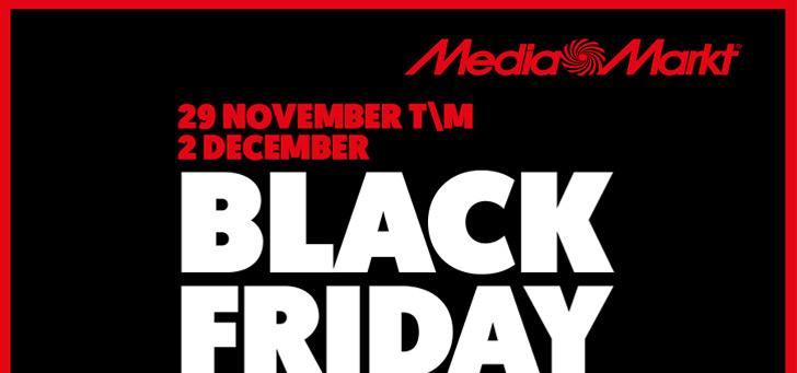 Black Friday: MediaMarkt stunt met korting op Samsung-producten