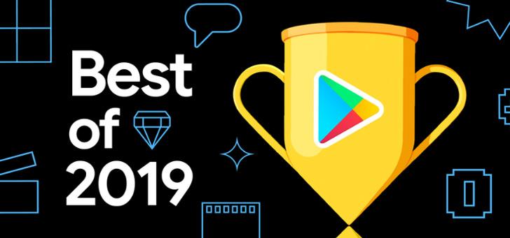 Google Play Best of 2019: dit zijn de beste apps en games