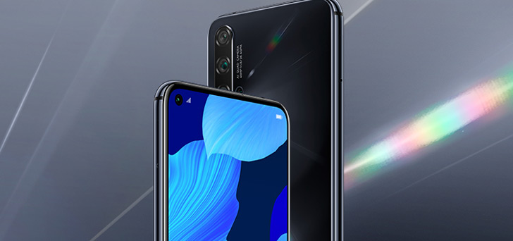 Huawei Nova 5T header