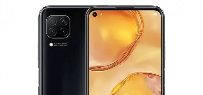 Eerste details en foto's over Huawei P40 Lite duiken op
