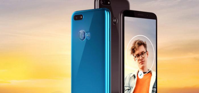 Twee betaalbare smartphones in Nederland uitgebracht: Moto E6 Play en LG K40S