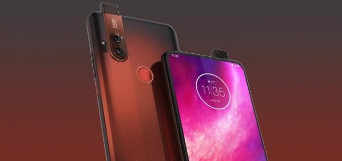Motorola One Hyper aangekondigd: fraaie smartphone met pop-up camera