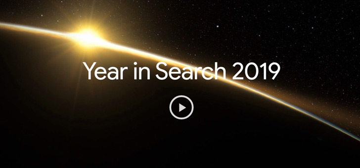 Year in Search 2019: dit zijn de populairste Google-zoekopdrachten in Nederland