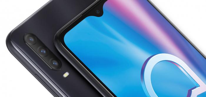 Alcatel presenteert nieuwe 1S, 3L en 1B (2020) met Android 10