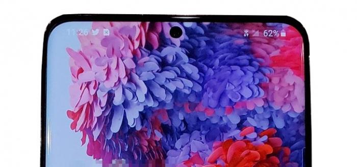 Samsung Galaxy S20+: eerste live foto's verschijnen op internet