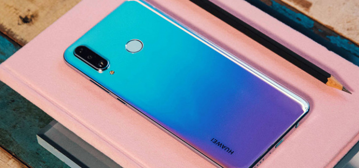 Huawei P30 Lite New Edition aangekondigd: met krachtige specificaties