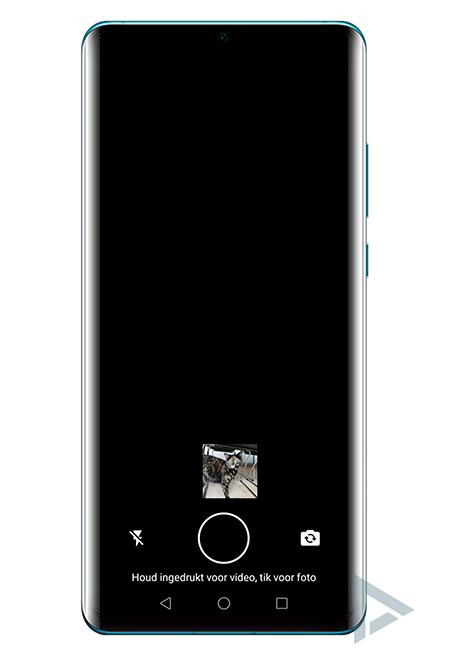 Huawei P30 Pro foto WhatsApp