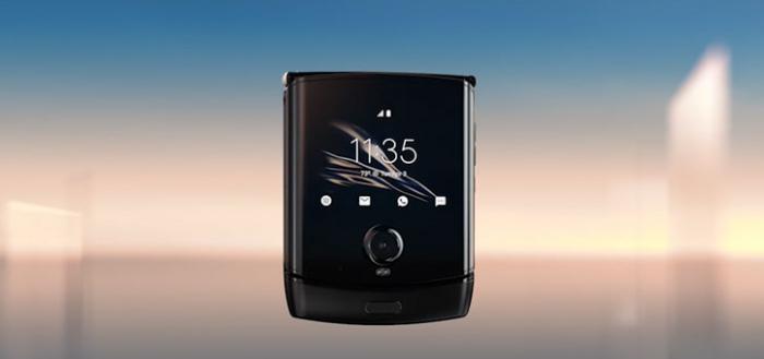 Motorola Razr nu beschikbaar voor pre-order, met cadeautje