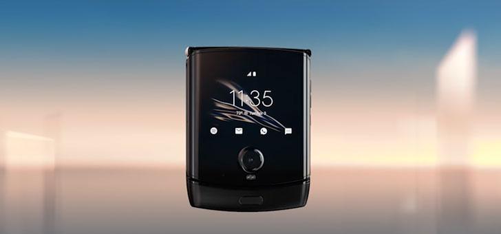 Motorola Razr: nieuwe video's lichten functies uit en waarschuwen je