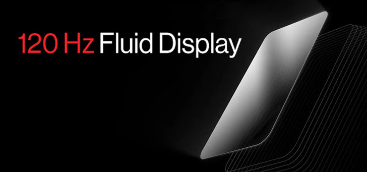 OnePlus presenteert 120Hz Fluid Display; voor de OnePlus 8?