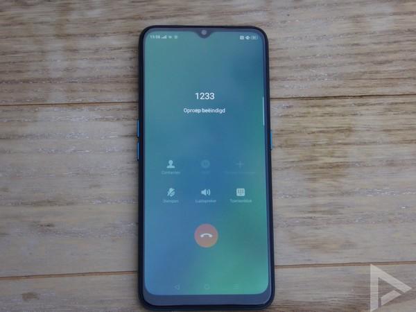 Oppo A9 2020 bellen