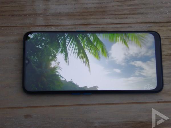 Oppo A9 2020 scherm