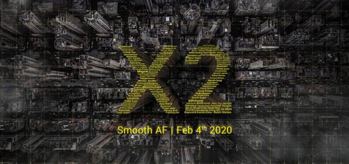 Poco presenteert nieuwe Poco X2 met 'Smooth AF' op 4 februari