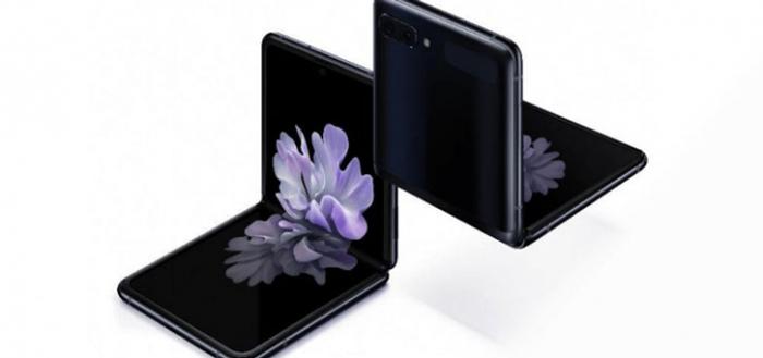 Samsung Galaxy Z Flip: duidelijke persfoto's en alle specificaties
