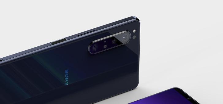 Sony Xperia 5 Plus met 21:9 beeldscherm duikt op in renders