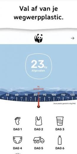 WNF plastic app