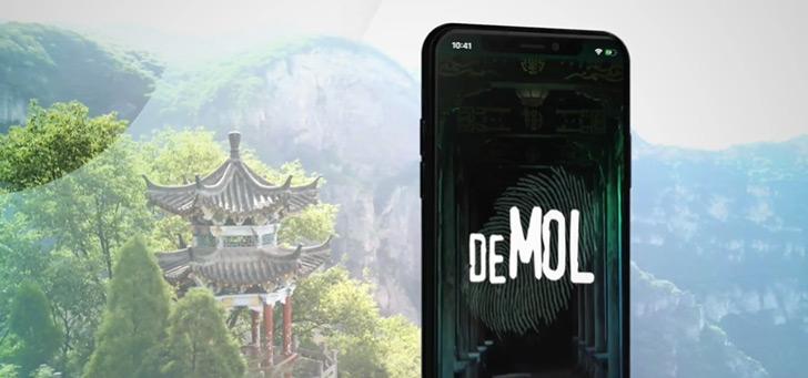 Wie is de Mol? app klaar voor 2021: maak je eigen poule en speel MolVisie