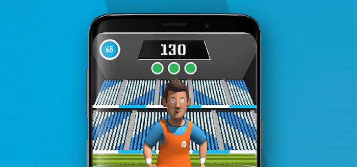 Albert Heijn komt met AH Voetbal App inclusief vier voetbalgames