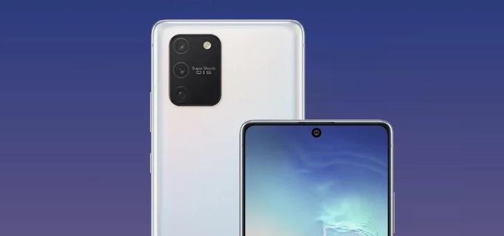Samsung introduceert Galaxy Note 10 Lite en S10 Lite smartphones