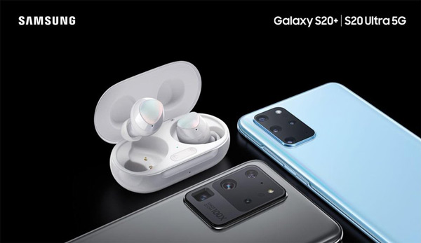 Galaxy Buds+ S20-serie
