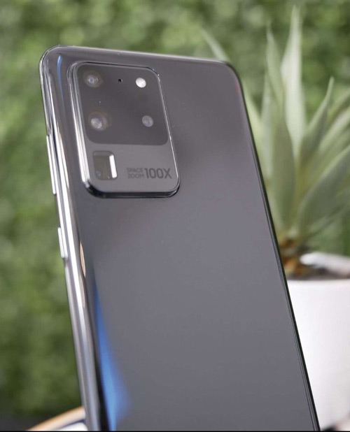 Galaxy S20 Ultra live