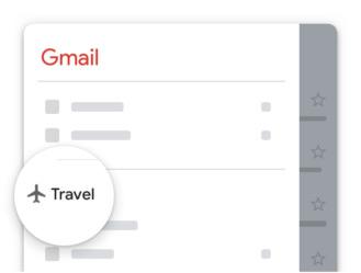 Gmail bundels