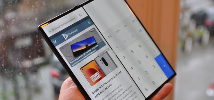 Huawei brengt vouwbare Mate Xs op 14 april uit in Nederland