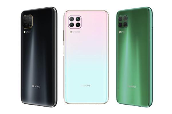 Huawei P40 Lite kleuren