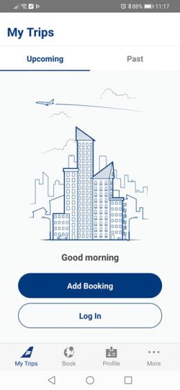 Icelandair app