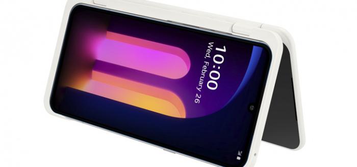 LG V60 ThinQ met dual-screen en 5G aangekondigd