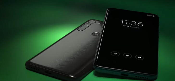 Motorola kondigt Moto G8 Power en Moto G Stylus aan