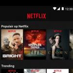 Netflix update brengt nieuwe Top 10-lijstjes naar app