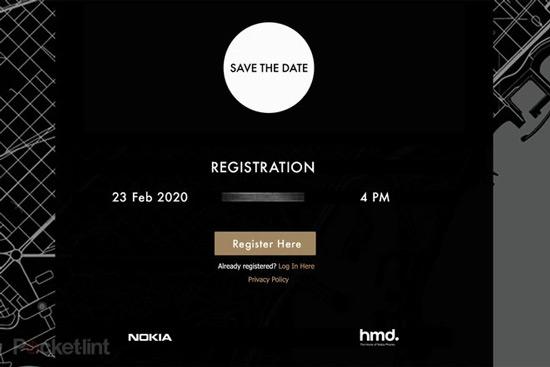 Nokia 23 februari 2020