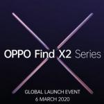 Oppo deelt toffe teaser van scherm en design van Find X2