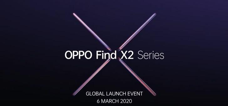 Oppo Find X2-serie aankondiging: volg de livestream