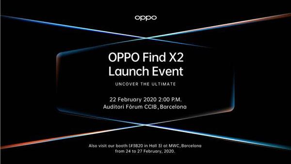 Oppo Find X2 MWC 2020