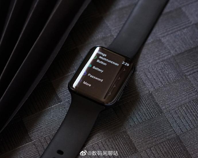 Oppo smartwatch leak