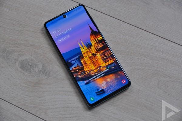 Samsung Galaxy A51 ervaringen
