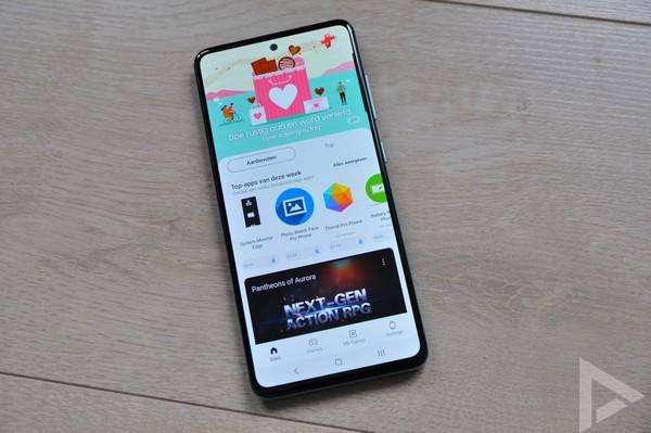Samsung Galaxy A51 Apps
