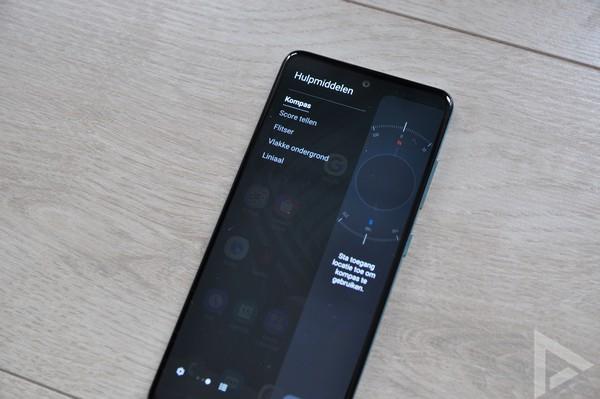 Samsung Galaxy A51 Edge Vensters
