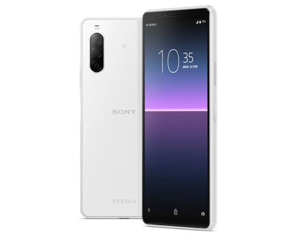 Sony Xperia 10 II Wit