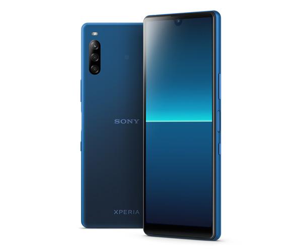 Sony Xperia L4 blauw