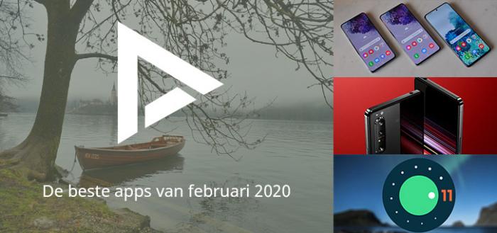 De 5 beste apps van februari 2020 (+ het belangrijkste nieuws)