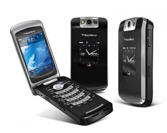 BlackBerry Pearl Flip 8220