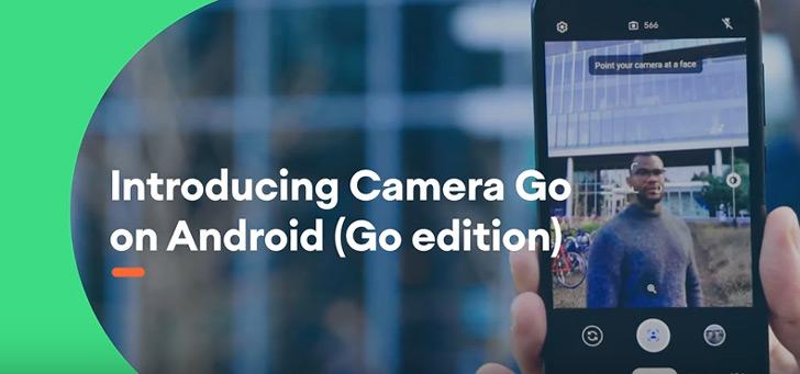Android Go: Google geeft Camera Go nachtmodus en HDR-ondersteuning