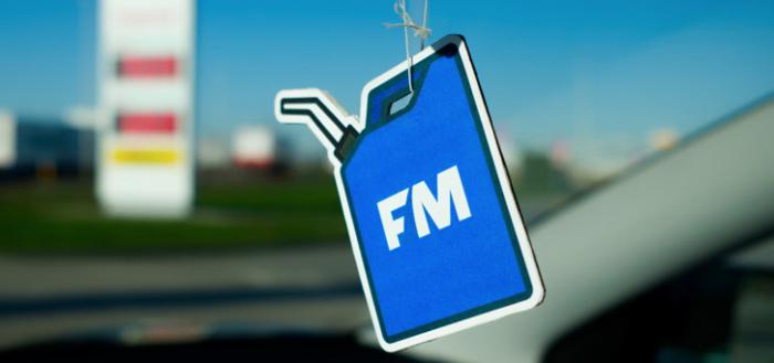 Flitsmeister komt met luchtverfrisser met heerlijke geur van verse brandstof