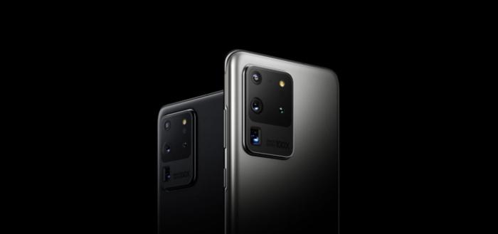 Samsung rolt camera-update uit voor S20-serie, Galaxy Note 8 krijgt security-patch